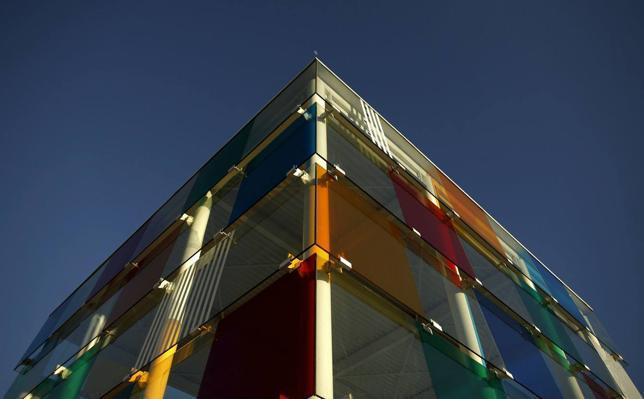 La Vuelta 2018 arranca en el Centro Pompidou de Málaga