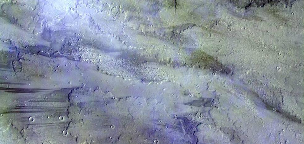 El mundo subterráneo como escala a Marte