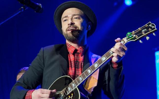 Justin Timberlake actuará en el descanso de la Super Bowl 2018