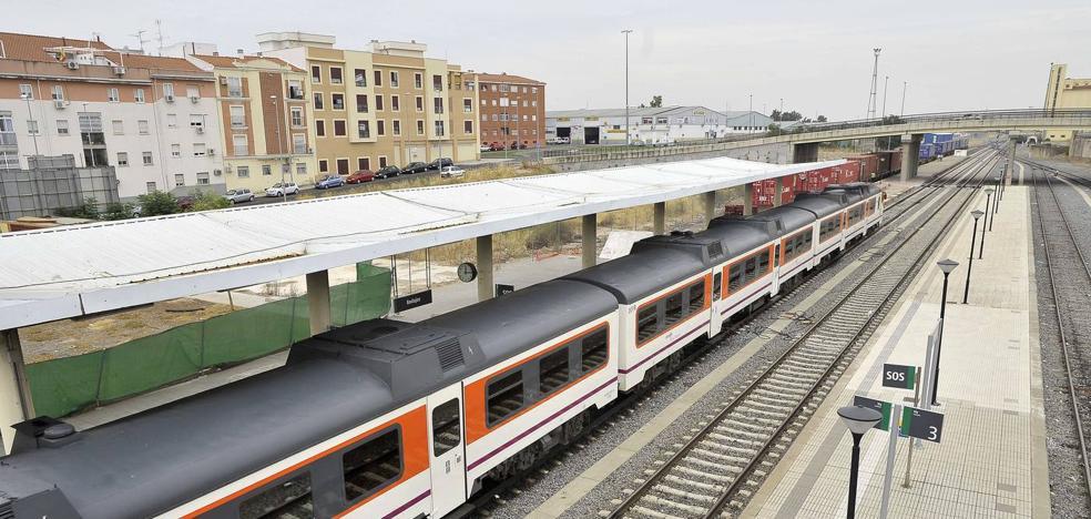 Una nueva avería impide la salida del tren Badajoz-Madrid