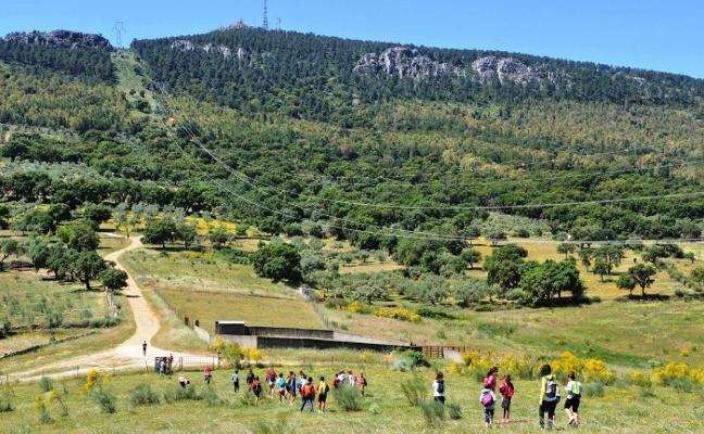 La Junta incluye al GeoCentro Monfragüe en su oferta de educación ambiental