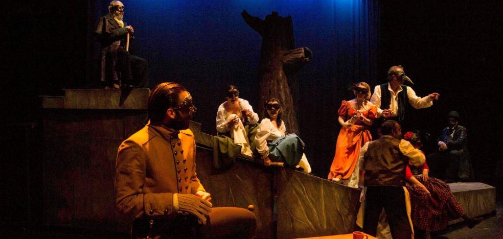 El Festival de Teatro de Badajoz pone hoy en escena en el López la obra 'Don Juan Tenorio'