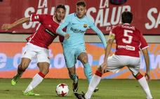 Más madera para el Barça de Valverde