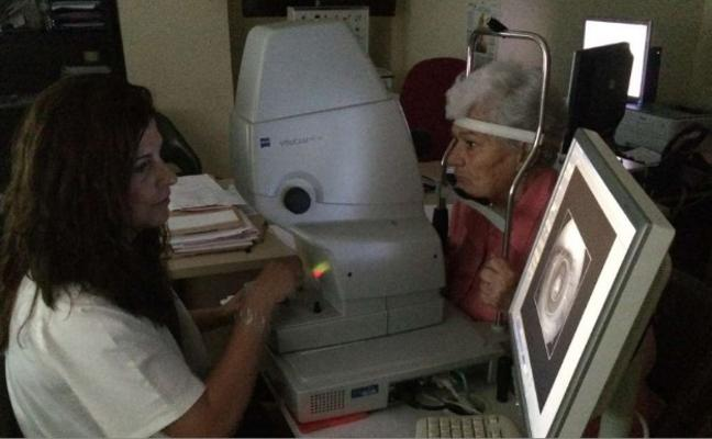 Campaña del SES para prevenir la retinopatía diabética, segunda causa de ceguera