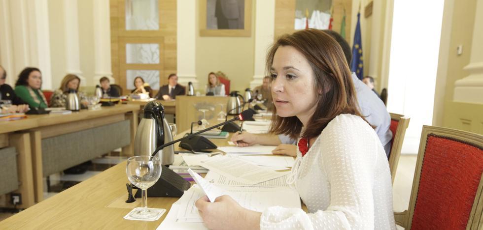 La concejala Belén Fernández opta a dirigir el PSOE en Cáceres
