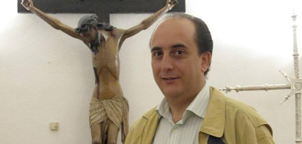 Juan Narciso García-Plata, pregonero de la Semana Santa