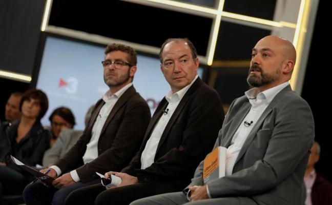 Los medios públicos catalanes acusan al Gobierno de querer «secuestrar» la libertad de prensa