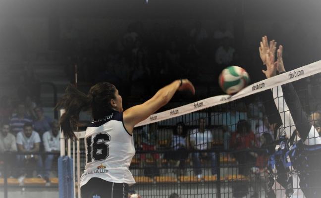 Isabela Quiuqui, del Voleibol Arroyo, en el septeto ideal por segunda jornada consecutiva