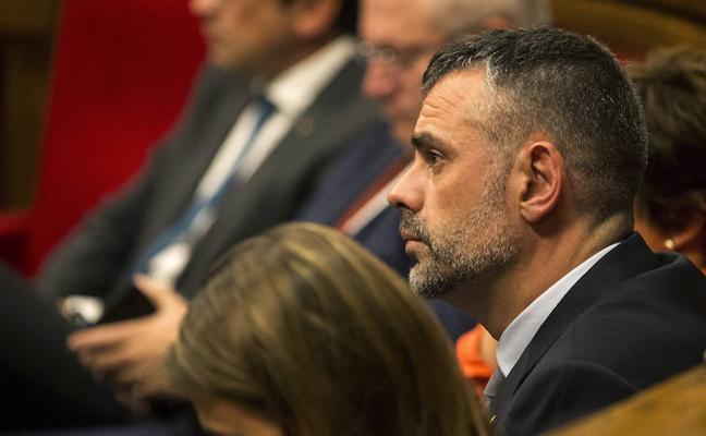 Dimite el consejero Santi Vila por el descarte electoral