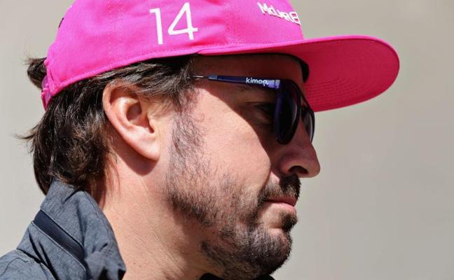 Fernando Alonso correrá las 24 Horas de Daytona