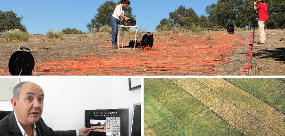 Arqueología sin excavar en Extremadura