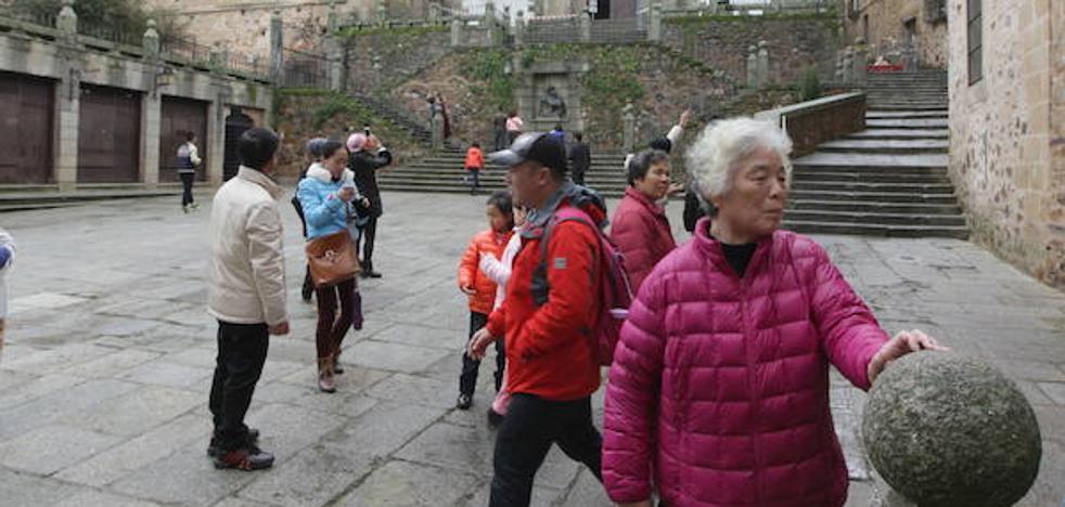 La región busca turistas en China y Estados Unidos