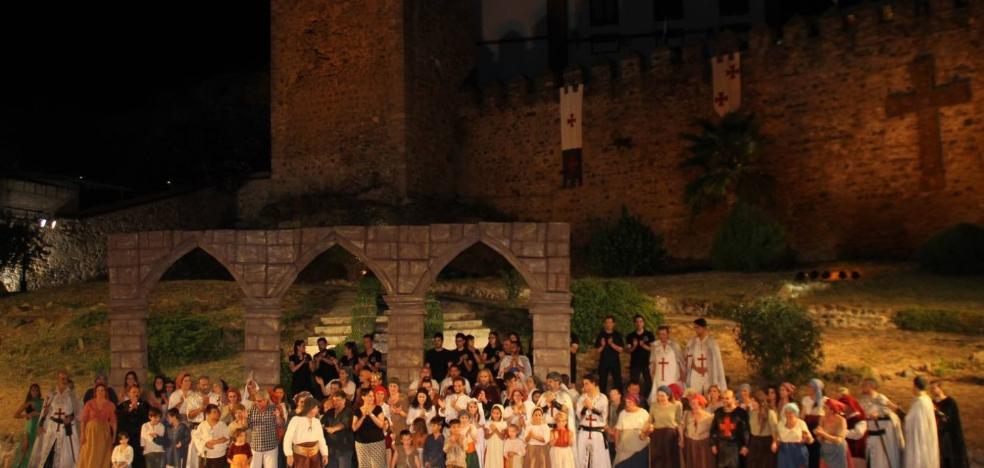 El Festival Templario de Jerez ya es fiesta de interés regional