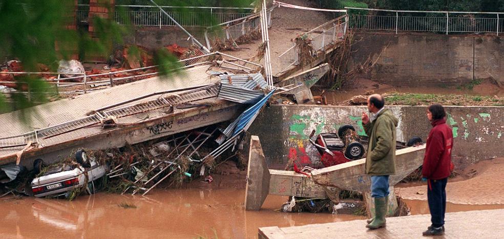 HOY publicará un especial al cumplirse veinte años de la riada que causó 25 muertos