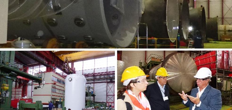 El almacén temporal de residuos de Almaraz será terminado en noviembre