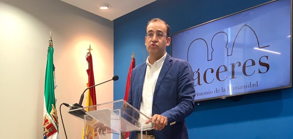 Cáceres admite que se expone a que el presupuesto sea impugnado por incumplir la normativa