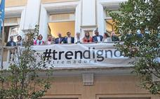 Badajoz fletará ocho buses para el 18-N en Madrid