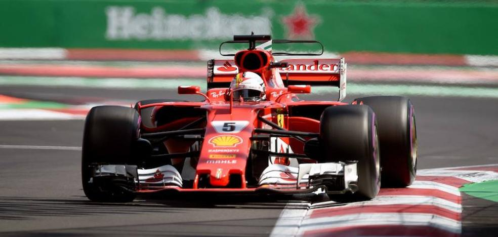 Vettel se revuelve contra la probabilidad