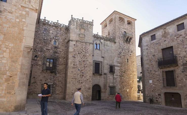 El patrimonio de Doña Tatiana en Cáceres