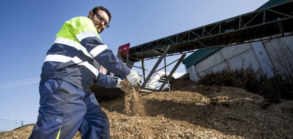 Avante y tres empresas construirán tres plantas de biomasa térmica
