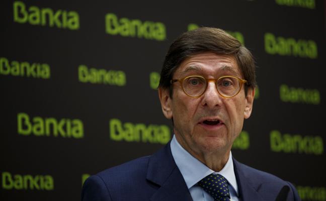 Bankia gana 739 millones hasta septiembre, un 1% más