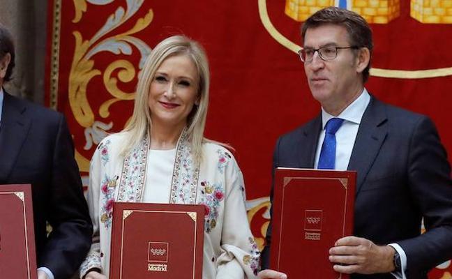 Barones del PP cuestionan que Puigdemont esté en situación de concurrir a las elecciones