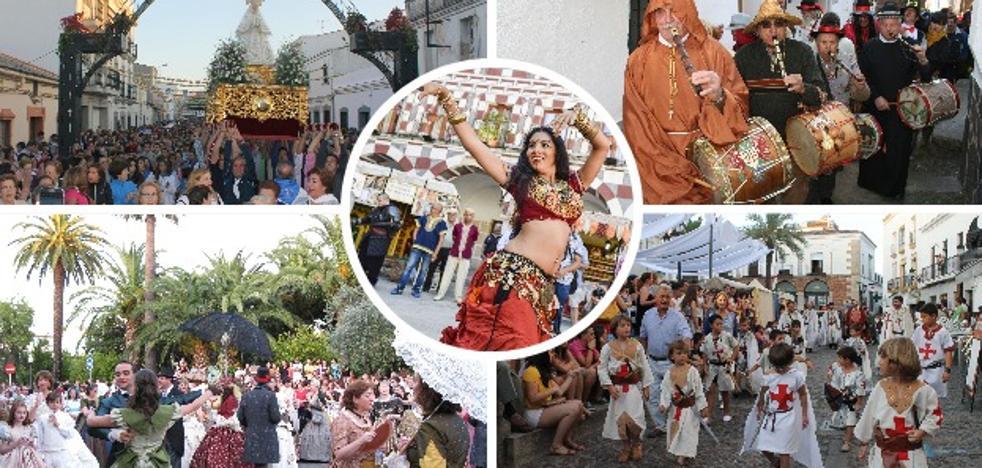 Extremadura cuenta con cinco nuevas Fiestas de Interés Turístico