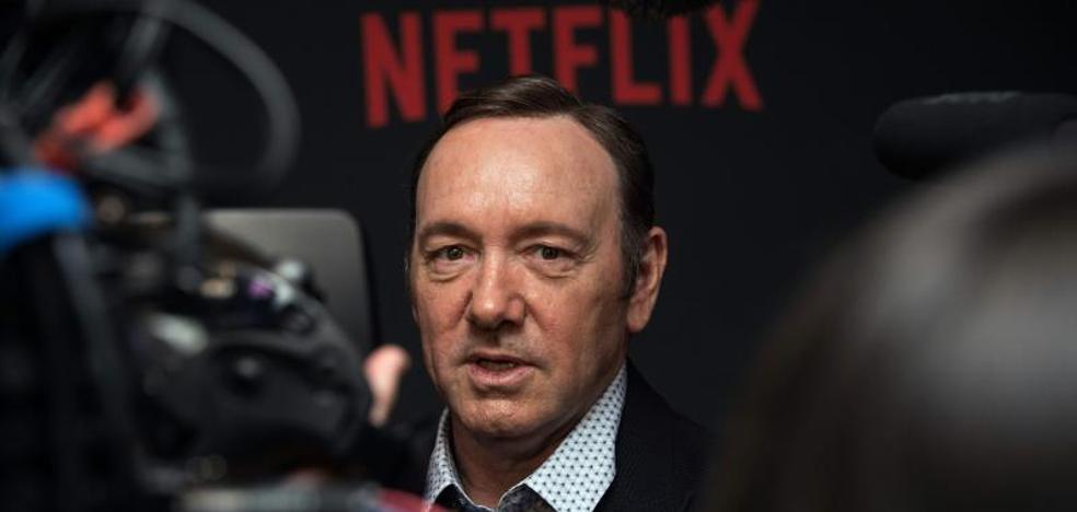 La acusación contra Kevin Spacey por acoso sexual pone en jaque su carrera