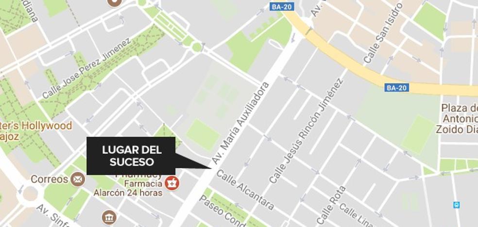 Una mujer de 63 años, herida grave en un atropello en Badajoz