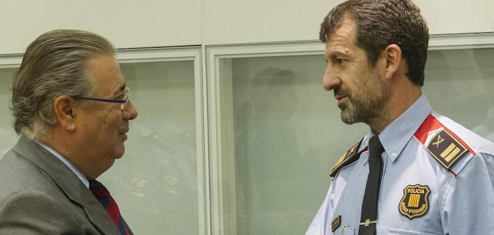 El nuevo jefe de los Mossos garantiza a Zoido que cumplirán sus órdenes