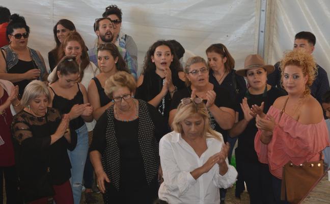 Fregenal celebra la 48 romería gitana