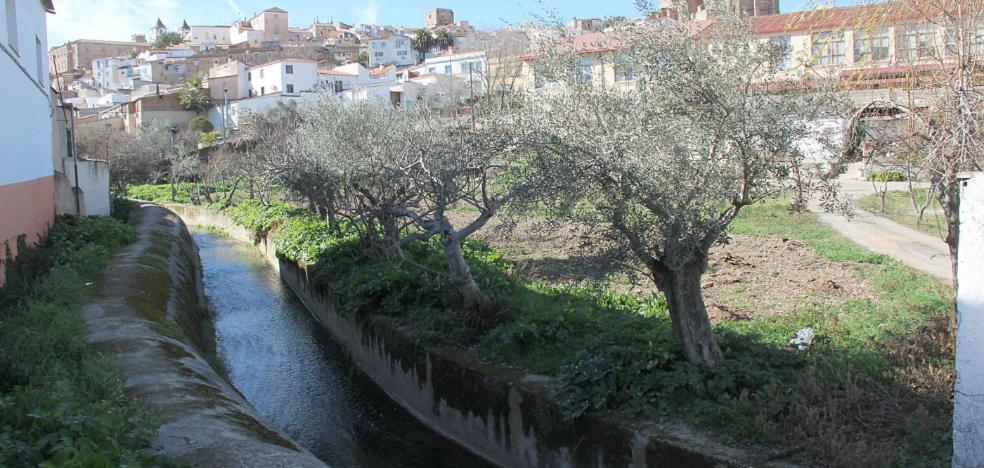 La conducción de la Ribera del Marco entra en el inventario de Patrimonio Histórico-Cultural