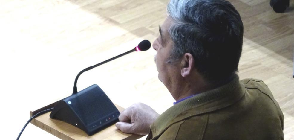 «Puse a mi hija 72.000 euros para no pagar multas», dice un acusado de blanquear dinero