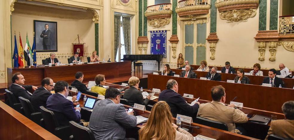 La Diputación de Badajoz incrementa su presupuesto un 9,5%, hasta los 220 millones