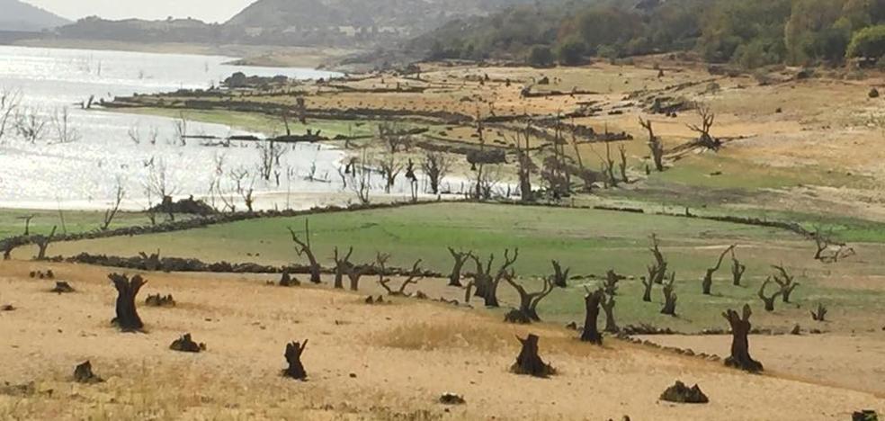 Regantes del Ambroz conocen el proyecto de regadío de montaña para el norte de Cáceres