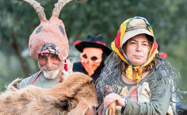 La alquería jurdana de El Mesegal celebra la Carvochá y la Chicharrona