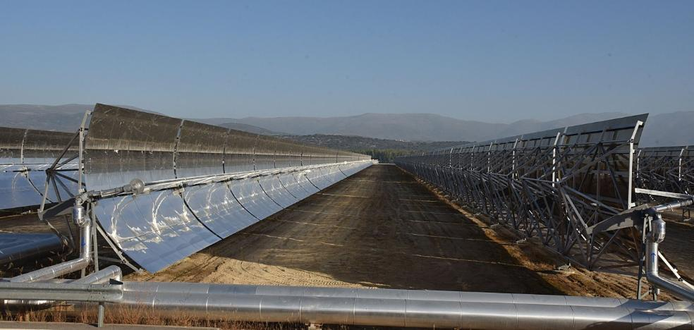 La producción de energía solar lleva cuatro años estancada en la región