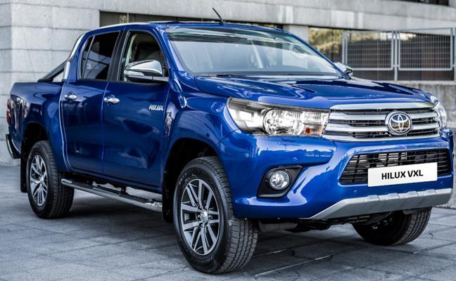 Toyota Hilux, nuevas versiones