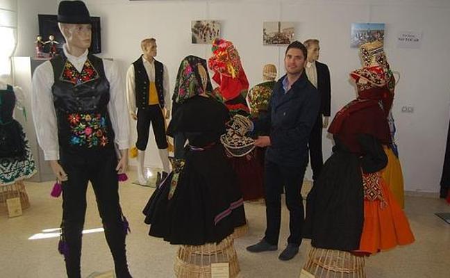 Unos 70 grupos de folclore regional se citan en Cáceres este fin de semana