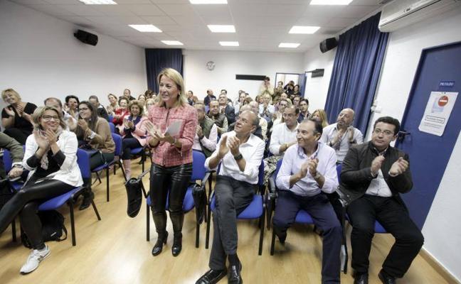 Elena Nevado, reelegida presidenta de la Junta Local del PP en Cáceres con el 98% de los votos
