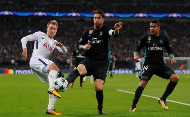 Sergio Ramos: «El Madrid siempre vuelve, el que lo dé por muerto, pues el tiempo le pondrá en su lugar»