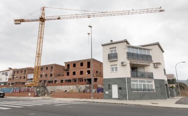 La construcción empieza a remontar con media docena de pequeñas promociones
