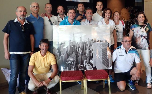 'Villanueva corre' lleva 14 atletas a la maratón de Nueva York