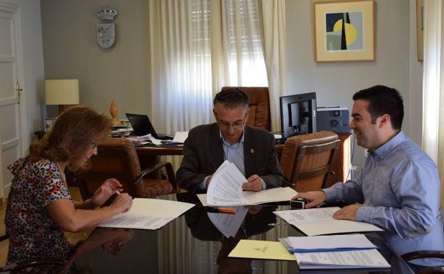 Cáritas recibe 29.000 euros del Ayuntamiento de Don Benito