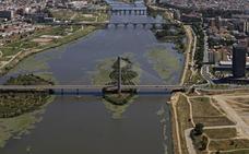 Badajoz quiere conseguir 10 millones en fondos DUSI con un proyecto con el Guadiana como eje