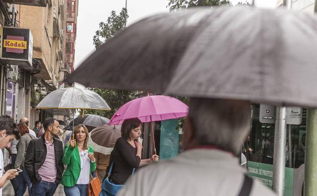 Piornal, Tornavacas y Hervás, entre las seis localidades españolas más lluviosas esta madrugada