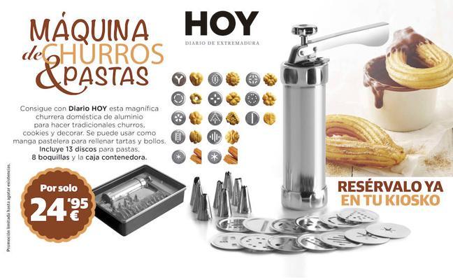 Máquina de Churros & Pastas