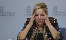 La exvicepresidenta de Castilla y León vuelve a dar positivo en alcohol tras un accidente
