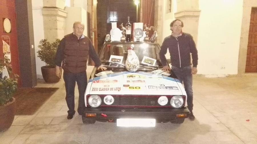 Reales y Barriga vencen en una competida Clásica de León