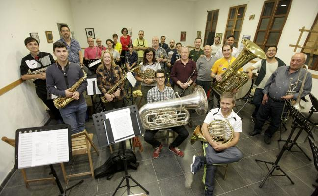 La banda municipal de música de Cáceres quiere hacer cantera